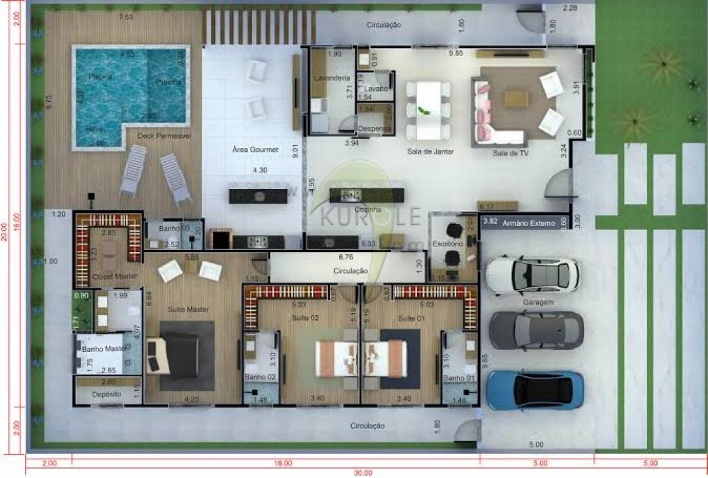 Alugar Apartamento / Padrao em Pradópolis R$ 350,00 - Foto 4